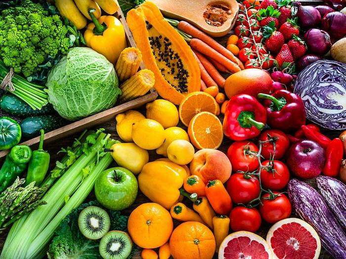 are natural toxins in vegetables and fruits are dangerous to health and how to reduce their risk