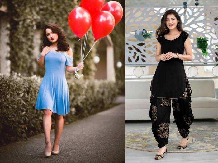 Women's Dress : इन Women's Dress से मिलेगा ट्रेंडी लुक और शानदार स्टाइल, मिल रहा डिस्काउंट