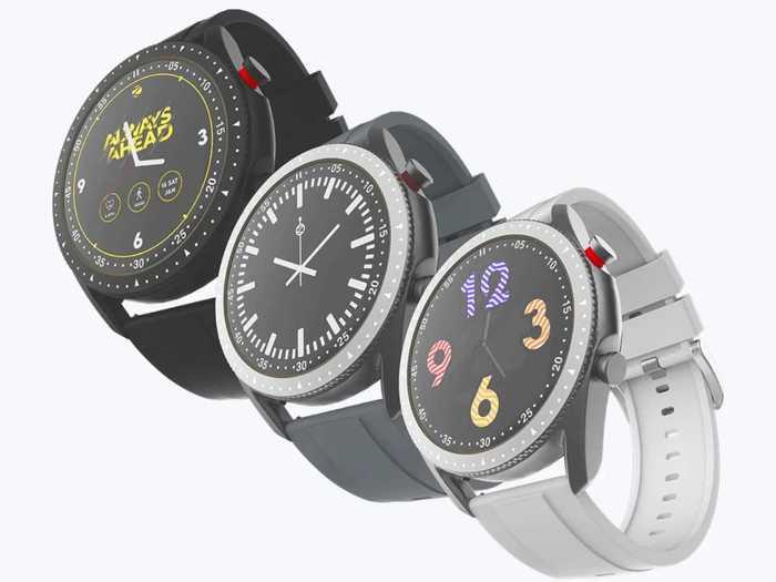 Zebronics Smartwatch Zeb FIT4220CH