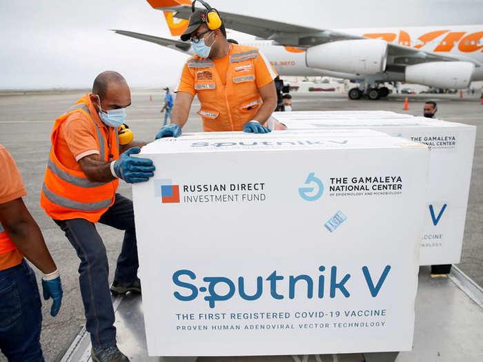 Sputnik Vaccine
