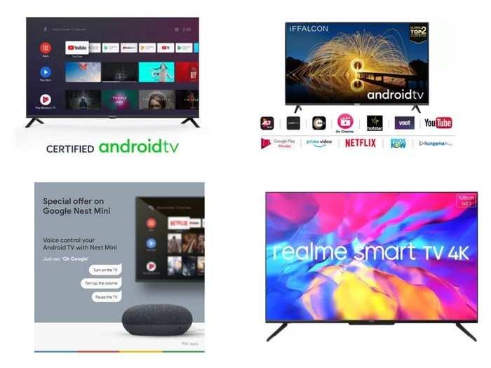 Smart TV Under 4000