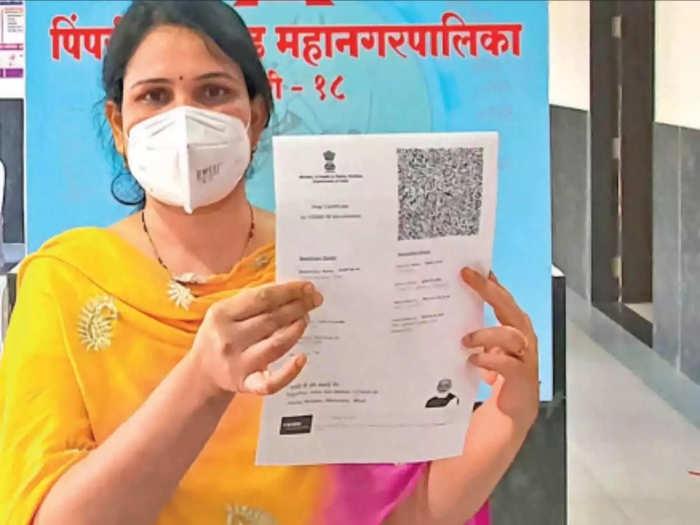 Covid Vaccination Certificate NBT