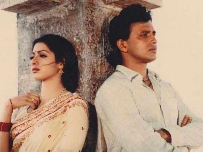 मिथुन- श्रीदेवी यांनी गुपचूप लग्न केल्याच्या झाल्या होत्या चर्चा, पहिल्या पत्नीमुळे झाले वेगळे