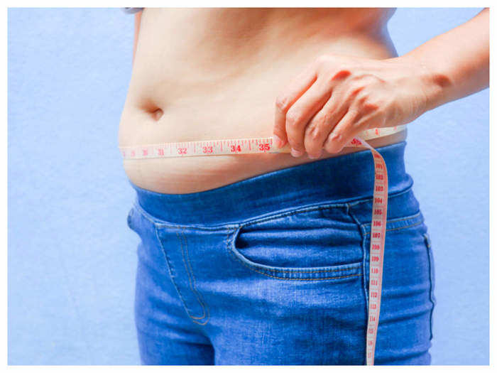 reason behind not losing weight after pregnancy