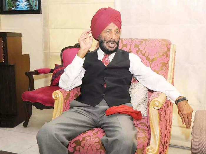 Milkha Singh Health Updates: ओलिंपियन मिल्खा सिंह की हालत स्थिर, कोविड आईसीयू से बाहर