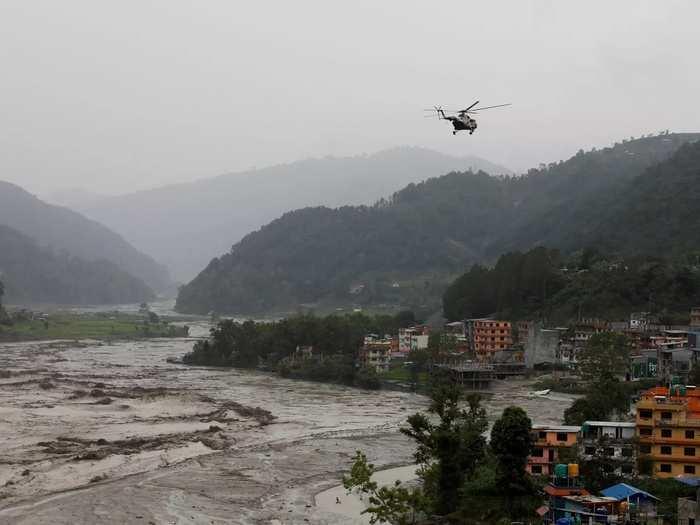 Flash floods in Sindhupalchok (1).