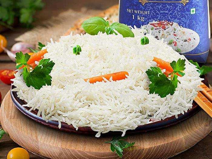 Basmati Rice On Amazon : बिरयानी और पुलाव के लिए पर्फेक्ट हैं यह 100% शुद्ध और नॉन स्टिकी Basmati Rice