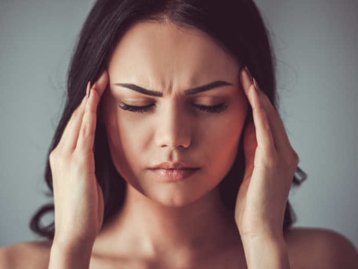 do these simple yoga and facial exercises to get relief from headache in just a few minutes