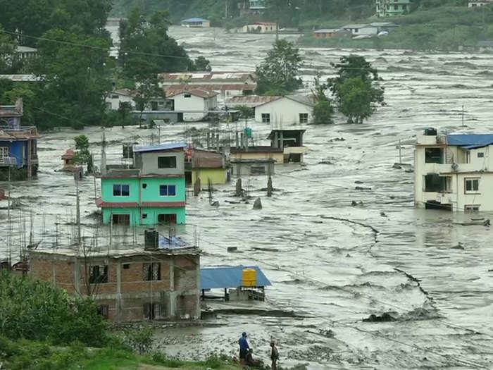 nepal-flood-2021