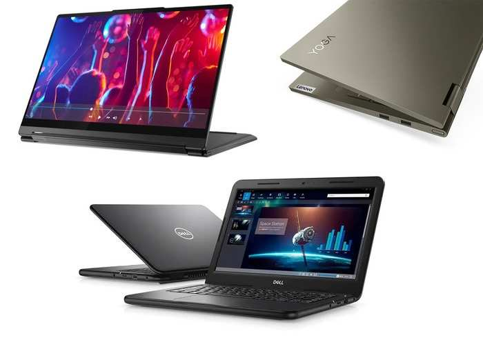 how these branded laptops desktops performed in the first three months read details