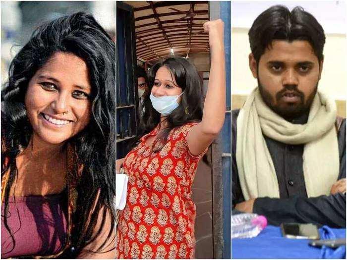 दिल्ली दंगल : तीनही विद्यार्थ्यांच्या तत्काळ सुटकेचे न्यायालयाचे आदेश