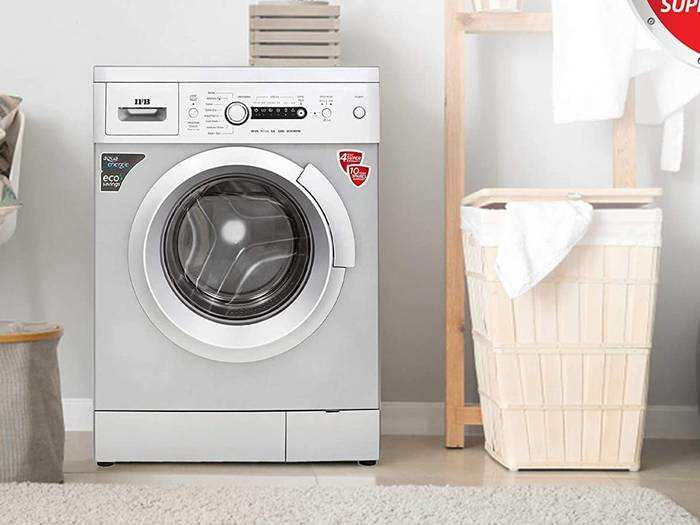 कम बिजली और कम पानी में ज्यादा कपड़े धो सकते हैं इन Washing Machines में