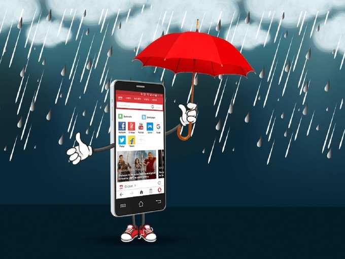 How To Protect Smartphones From Rain Water In Monsoon 1
