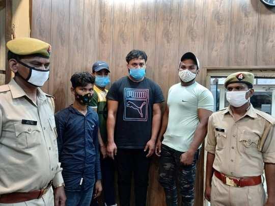 Ghaziabad News: बुजुर्ग की पिटाई के मामले में पुलिस ने तेज की कार्रवाई, 9 आरोपियों को किया गिरफ्तार