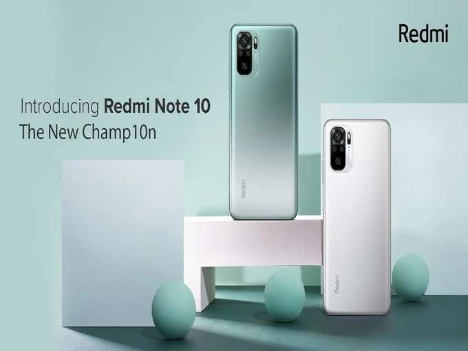 Redmi Note 10 Series Smartphones Sale Record india 1