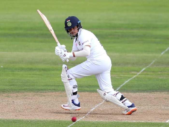 Shafali Verma Test Cricket