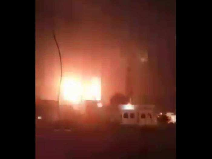 Israel bombs Hamas targets