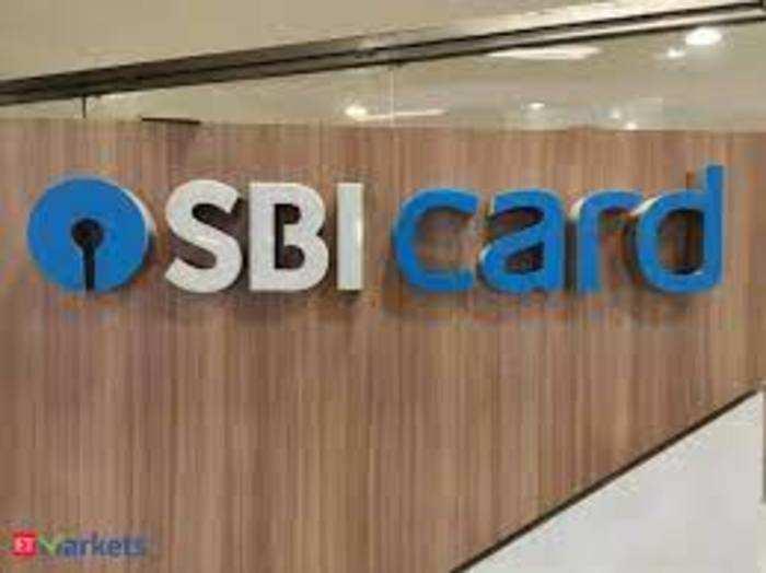 एसबीआई कार्ड्स पिछले साल मार्च में अपना आईपीओ लाई थी।