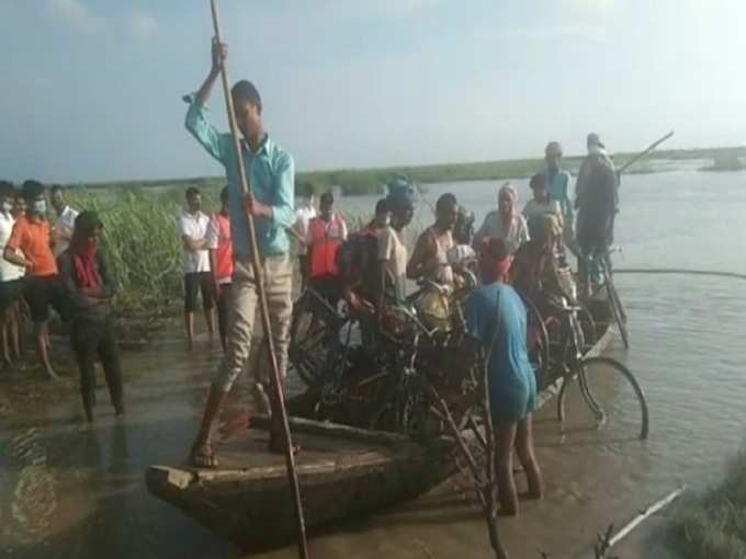 kushinagar boat