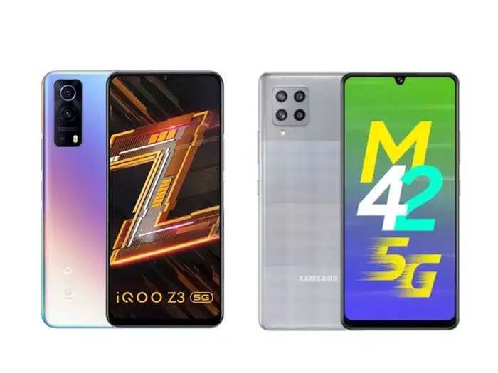 these are 5 best 5g smartphones within the price of 25000 read details