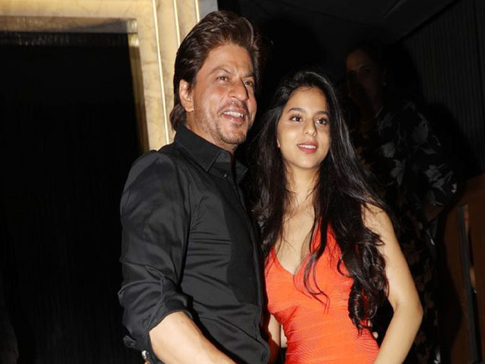shah rukh khan once said i can give all my life to my children when suhana khan cried after some goons reached outside his house