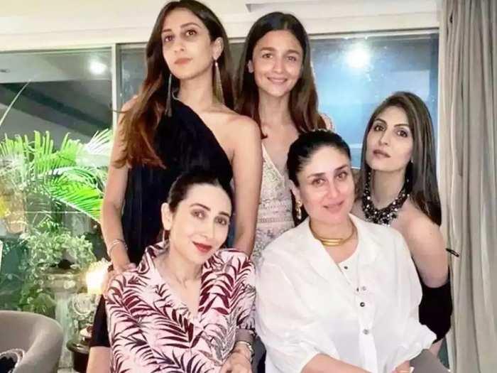 fights between actress karisma kapoor and ranbir kapoor sister riddhima kapoor know the reason