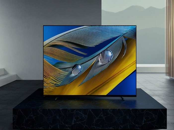 Sony Bravia XR A80J OLED 4K TV Price Features india