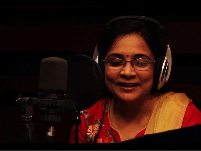 गुजरात की कवियित्री पारुल खाखर