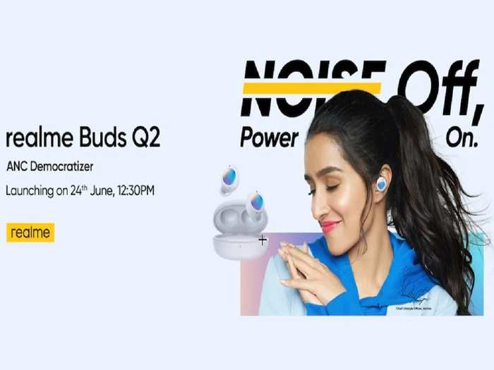 Realme New Earbuds Realme Buds Q2 Launch Price Specs