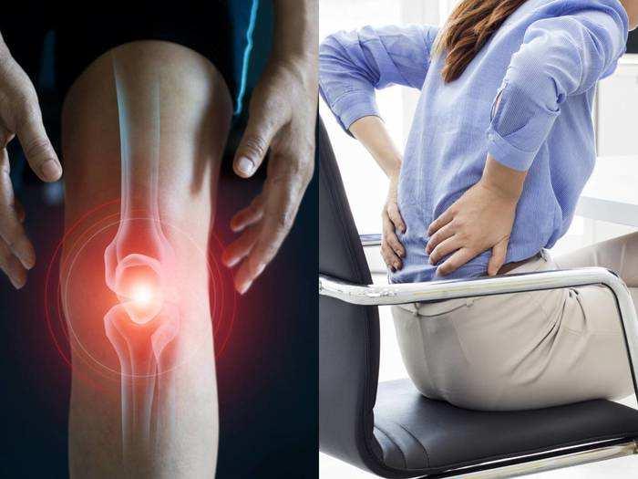 कमर दर्द और घुटनों के दर्द से राहत दिला सकते हैं ये Pain Relief Oils