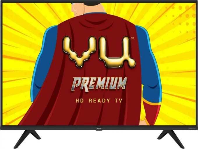 Vu Premium 43 inch Full HD LED Smart Android TV
