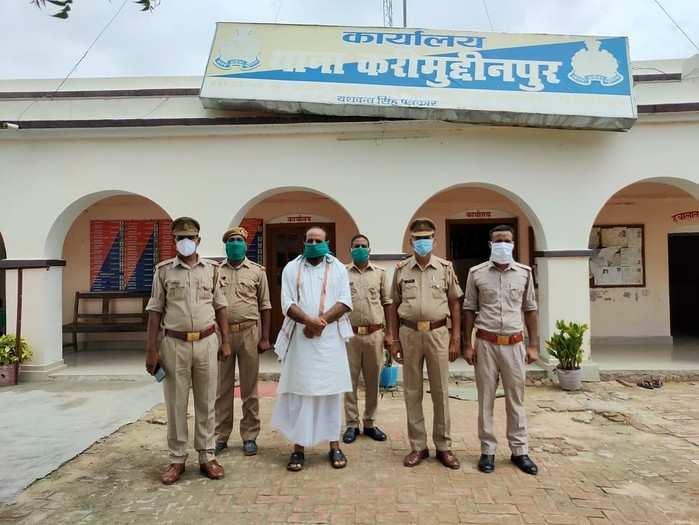 मुख्तार अंसारी का नन्हें सरदार फिर गिरफ्तार, जिला बदर होने के बाद भी घर में ही रह रहा था, 3 पुलिसकर्मियों पर भी कार्रवाई