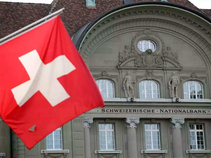 स्विस बँक