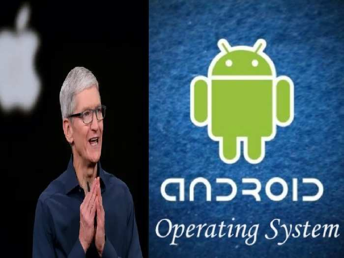 Apple CEO Tim Cook On Android OS Malware