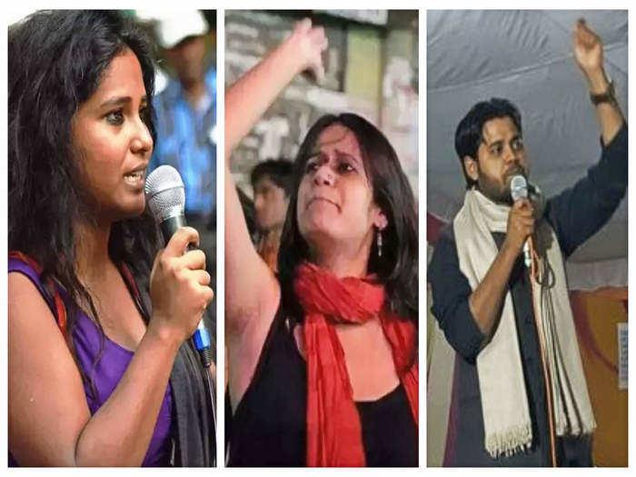 दिल्ली दंगलीतील तीन विद्यार्थ्यांना जामीन मंजूर
