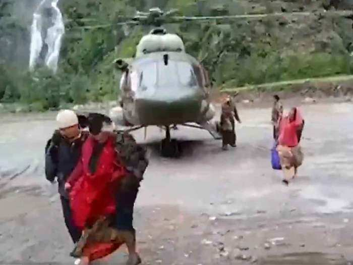Nepal Flash floods