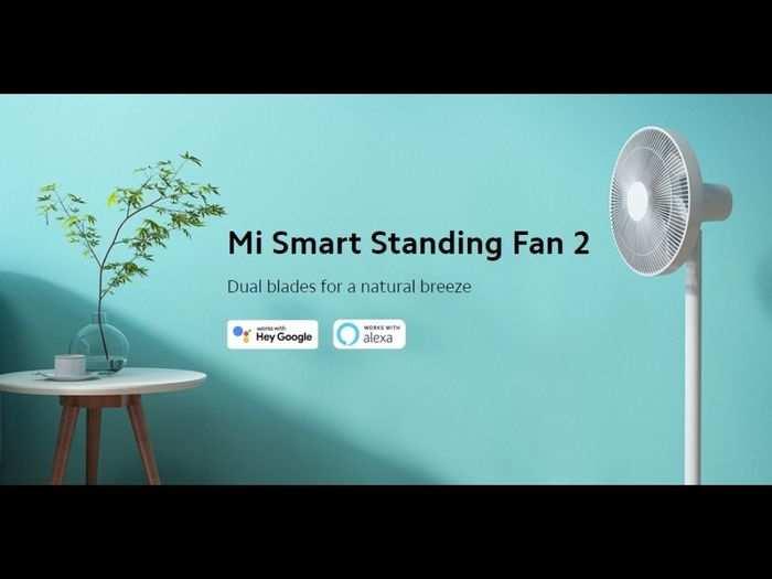 Mi standing Fan (2)