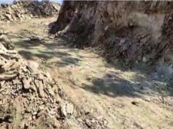 Uttarakhand road construction