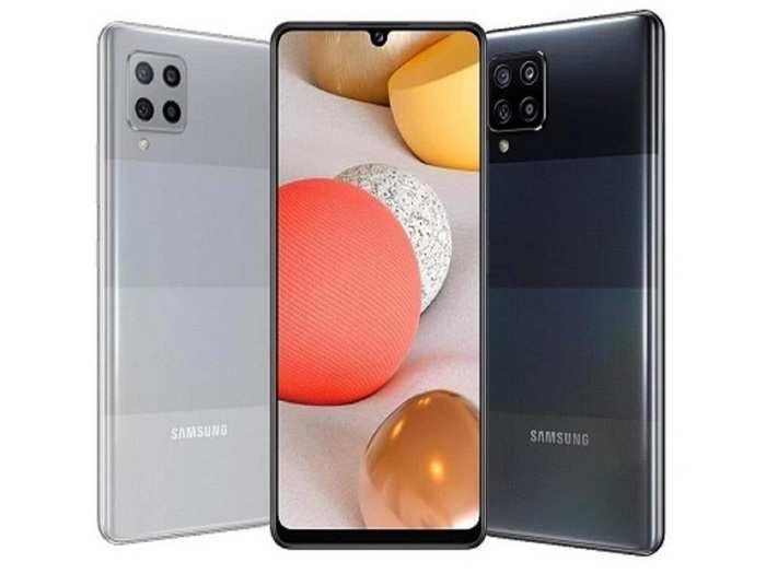 Samsung Galaxy Buddy Galaxy F42 5G Galaxy Wide 5 launch 3