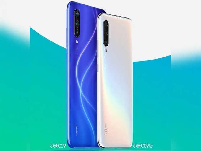 Xiaomi Mi CC series smartphones Launch Specifications 2