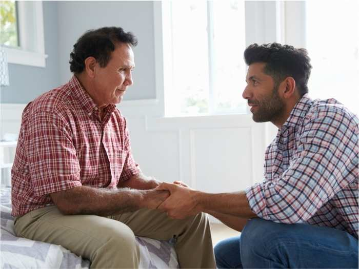 fathers day 2021 help your father to manage his diabetes at home with these tips