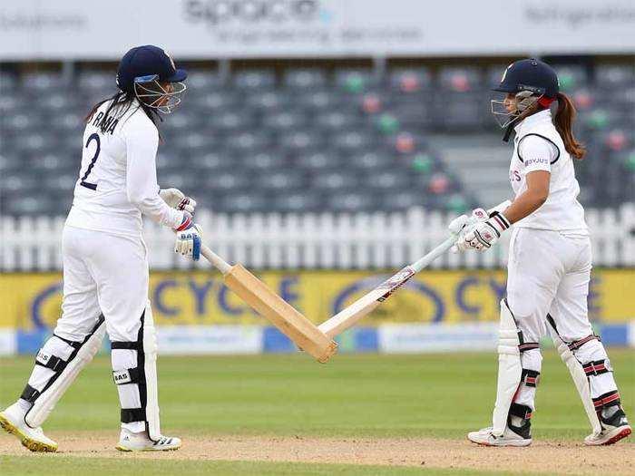 INDW vs ENGW Test Day 4 Highlights: स्नेह राणा और तानिया की रेकॉर्डतोड़ साझेदारी, भारत ने इंग्लैंड से टेस्ट ड्रॉ कराया