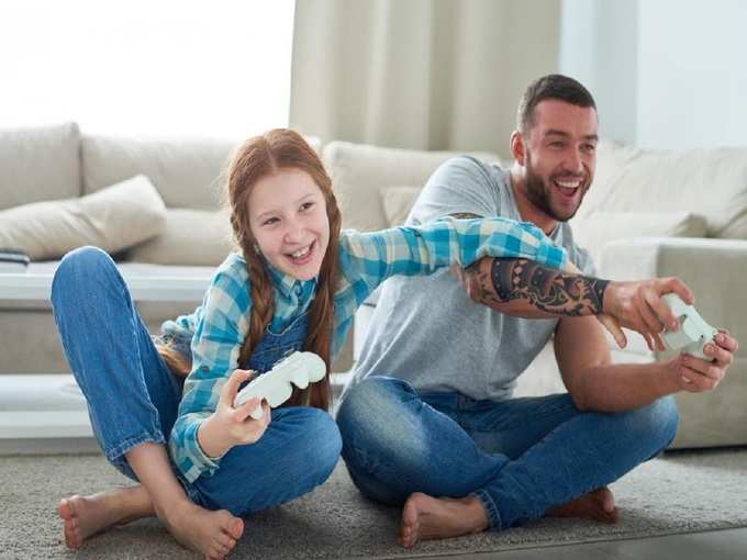 Online gaming can help parents bond with children 2