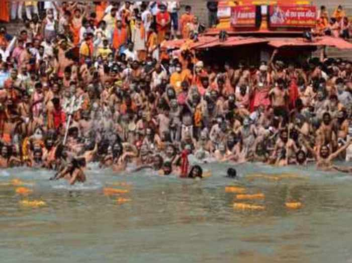 Covid test scam during the Kumbh in Haridwar