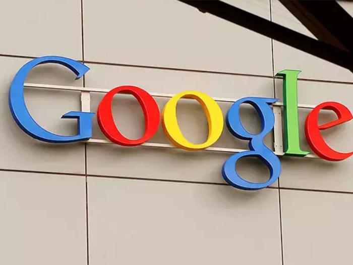 Google Find My network