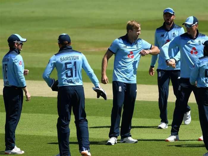 England ODI Team for sl Series