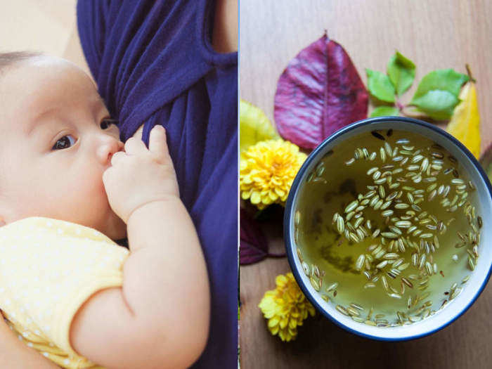 lactation drink with makhana and khajur to boost breast milk supply