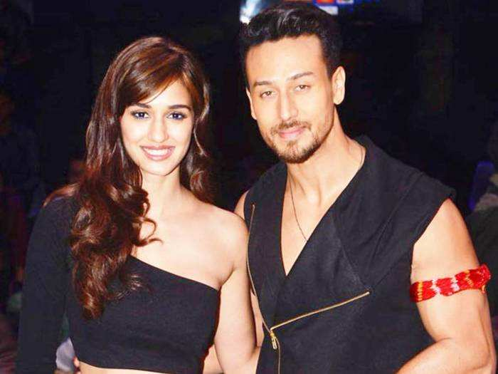 i have been trying to impress him disha patani on relationship with tiger shroff