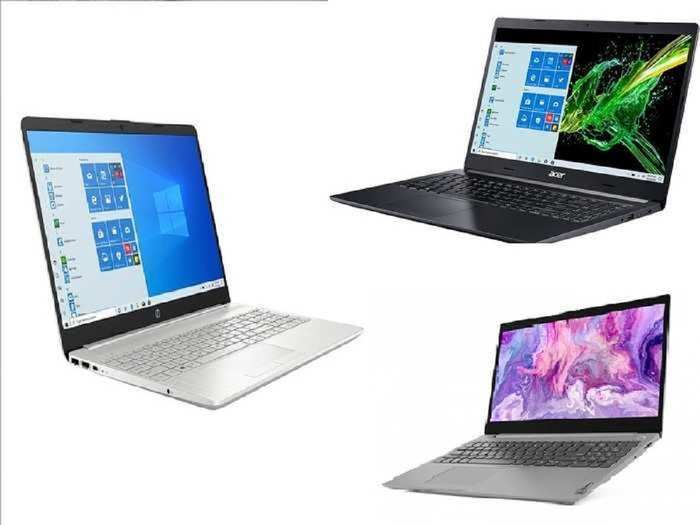 buy these laptops within price range of 35000 read details