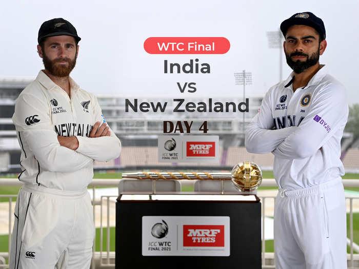 भारत विरुद्ध न्यूझीलंड